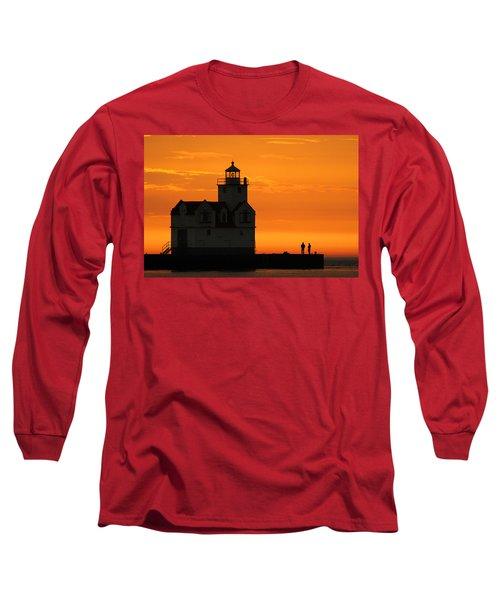 Morning Friends Long Sleeve T-Shirt