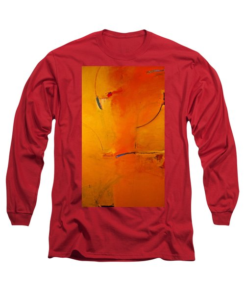 Long Sleeve T-Shirt featuring the painting Most Like Lee by Cliff Spohn