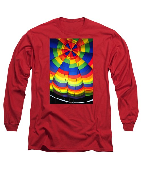 Long Sleeve T-Shirt featuring the photograph Outside Looking In by Mike Martin