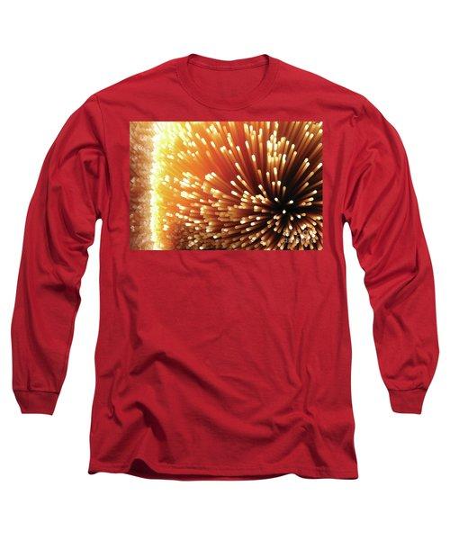 Pasta Illumination Long Sleeve T-Shirt