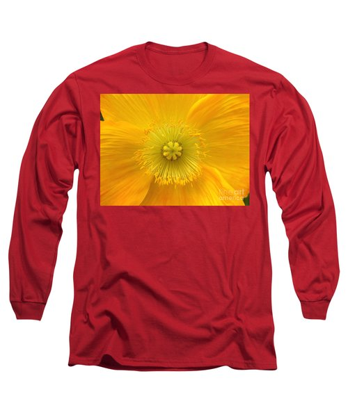 Poppy 2 Long Sleeve T-Shirt