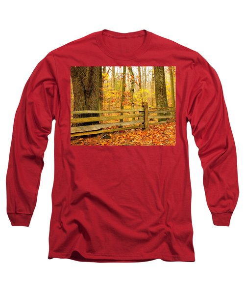 Post And Rail Long Sleeve T-Shirt