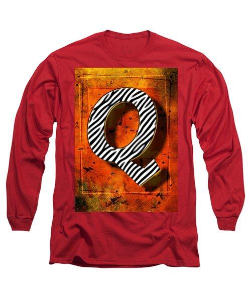 Q Long Sleeve T-Shirt