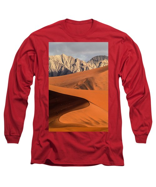 Sand And Stone Long Sleeve T-Shirt