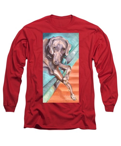 Sofa Serenade 1 Long Sleeve T-Shirt