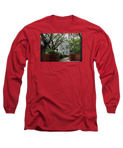 Southern Living Long Sleeve T-Shirt by Karen Wiles