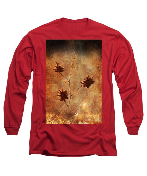 Still Standing Long Sleeve T-Shirt by Alyce Taylor
