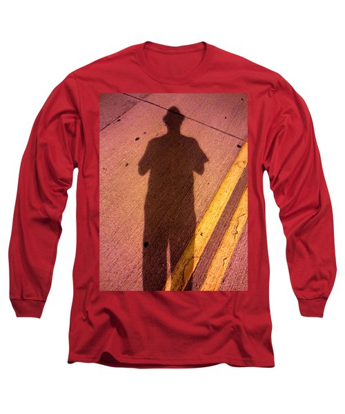 Street Shadows 001 Long Sleeve T-Shirt