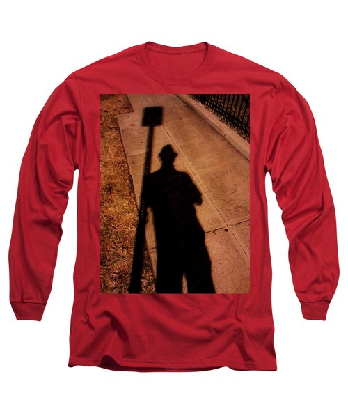 Street Shadows 008 Long Sleeve T-Shirt
