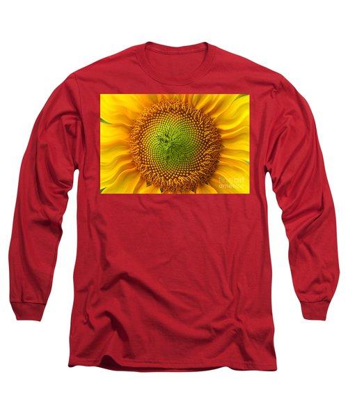 Sunflower Fantasy Long Sleeve T-Shirt