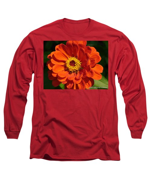 Long Sleeve T-Shirt featuring the photograph Sunny Delight by Lingfai Leung