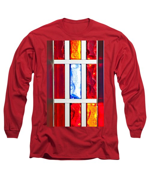Surrounded By Color Long Sleeve T-Shirt