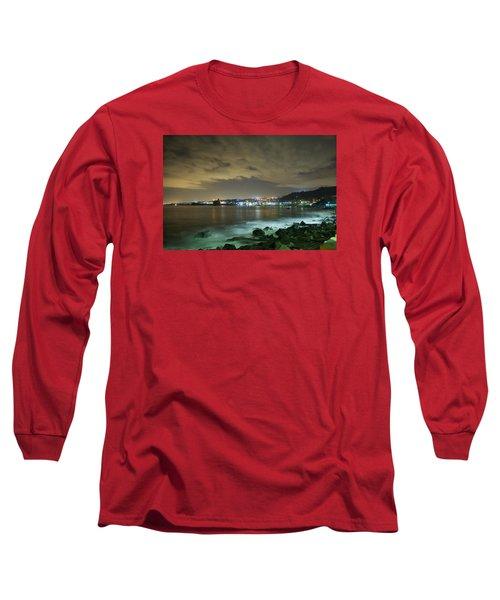 The Alien Night Of Acitrezza Long Sleeve T-Shirt