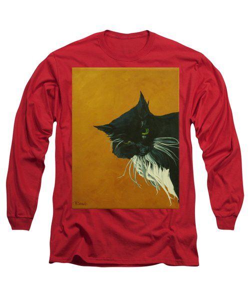 The Doof Long Sleeve T-Shirt by Wendy Shoults
