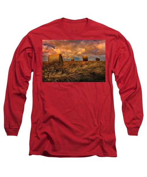 The Hayfield Long Sleeve T-Shirt by Chris Lord