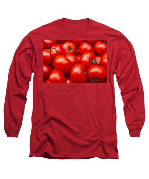Tomatos Long Sleeve T-Shirt