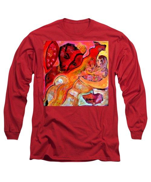 Universality Long Sleeve T-Shirt