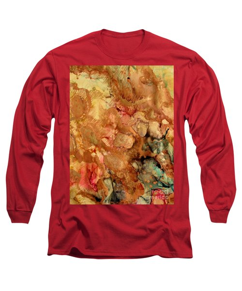 View From Another Realm Long Sleeve T-Shirt by Rory Sagner