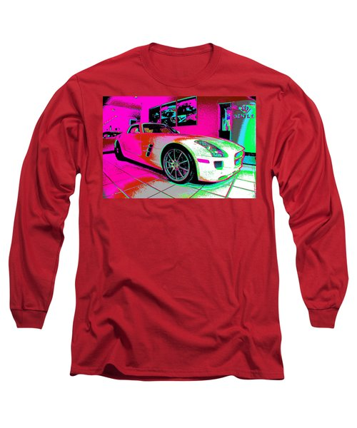 Who Is Who Long Sleeve T-Shirt