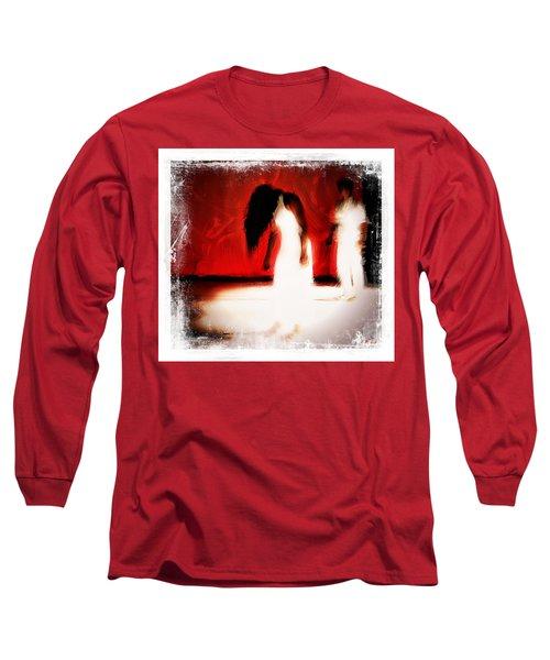 Stop Violence Against Women 4 Long Sleeve T-Shirt