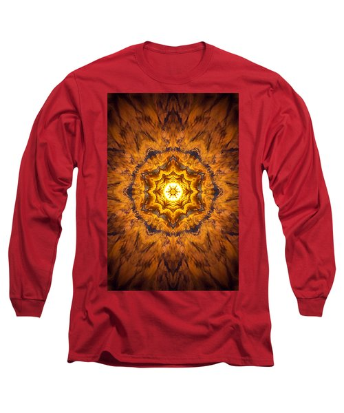 Long Sleeve T-Shirt featuring the photograph 030 by Phil Koch
