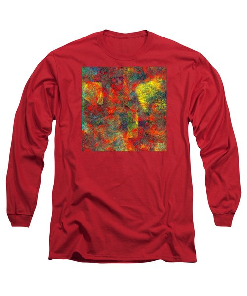 0786 Abstract Thought Long Sleeve T-Shirt