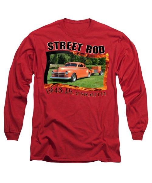 1948 Plymouth Grant Long Sleeve T-Shirt