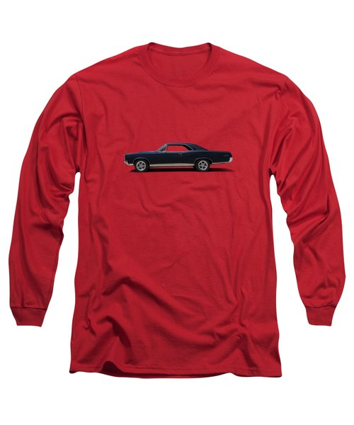 67 Gto Long Sleeve T-Shirt by Douglas Pittman