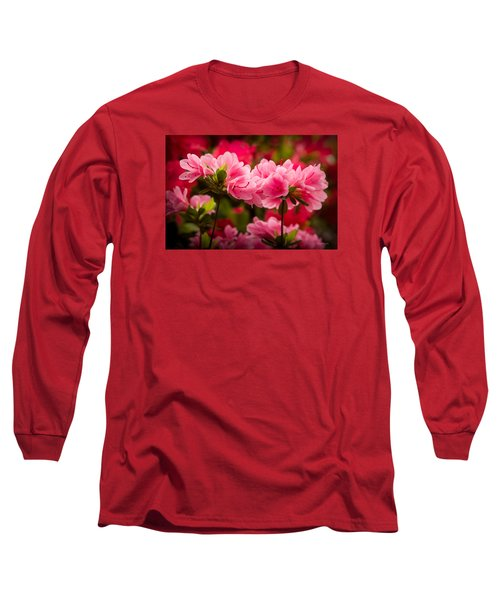 Blooming Delight Long Sleeve T-Shirt