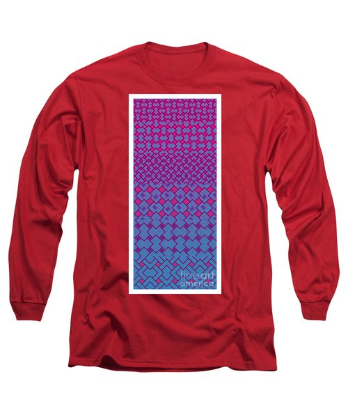 Bibi Khanum Ds Patterns No.4 Long Sleeve T-Shirt