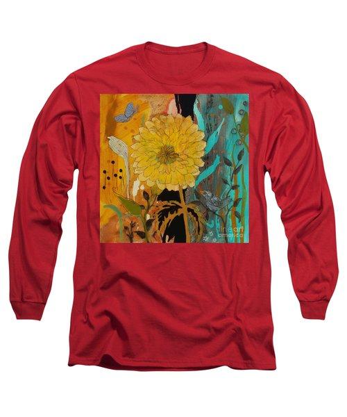 Big Yella Long Sleeve T-Shirt