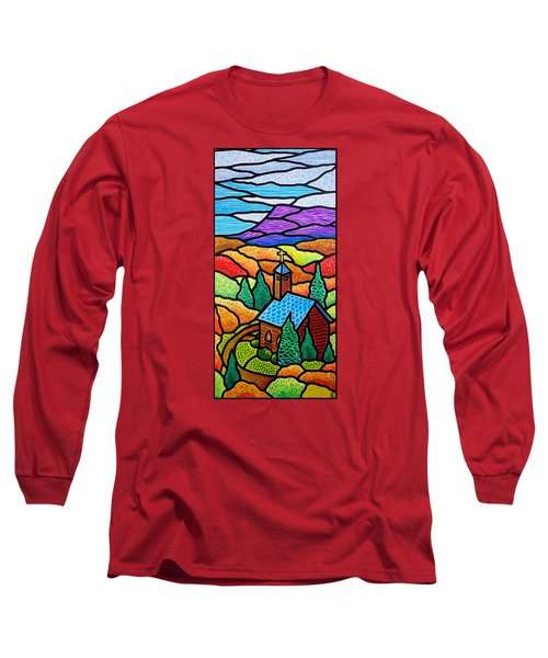 Church In The Wildwood Long Sleeve T-Shirt
