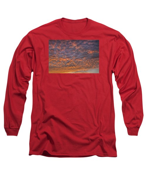 Long Sleeve T-Shirt featuring the photograph Colorful by Wanda Krack