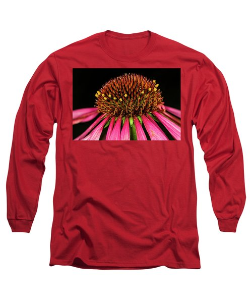 Cone Flower Long Sleeve T-Shirt