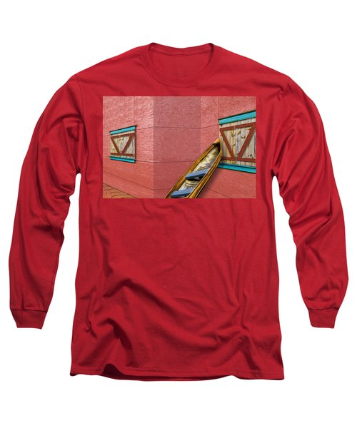Done Fishing Long Sleeve T-Shirt by Paul Wear