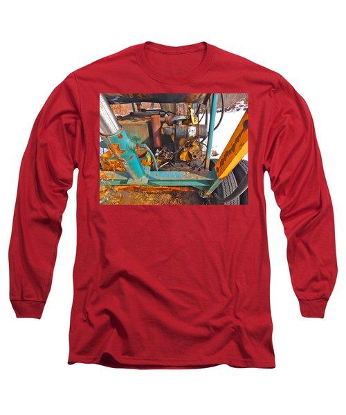 Feb 2016 33 Long Sleeve T-Shirt by George Ramos