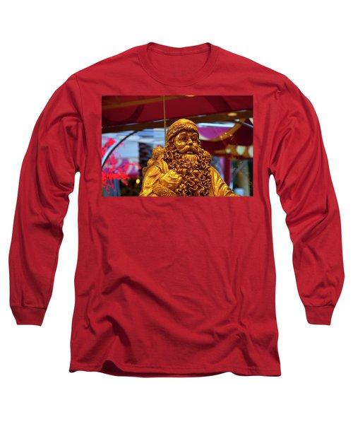 Golden Idol Long Sleeve T-Shirt