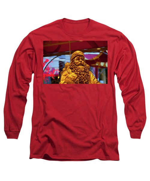 Golden Idol Long Sleeve T-Shirt