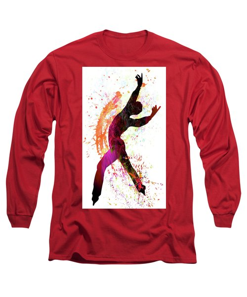 Gymnast Long Sleeve T-Shirt