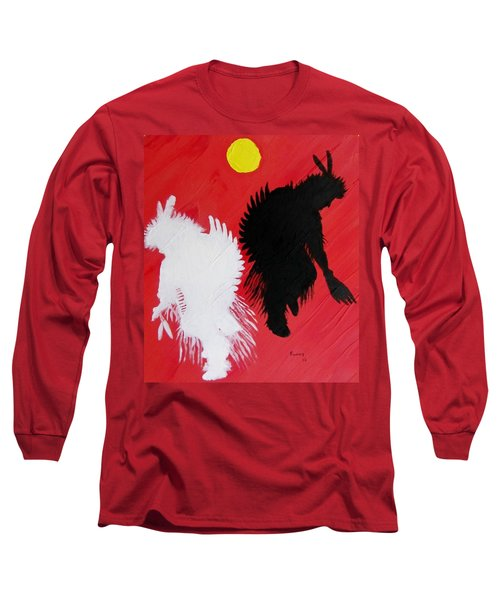 Harvest Dance  Long Sleeve T-Shirt