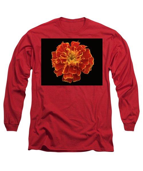 Home Grown Marigold Long Sleeve T-Shirt