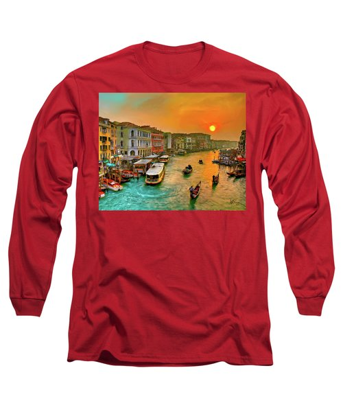 Imbarcando. Venezia Long Sleeve T-Shirt