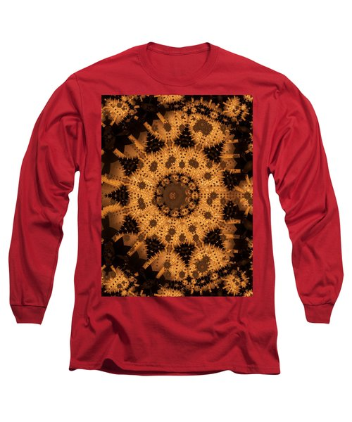 Long Sleeve T-Shirt featuring the digital art Interaction by Ron Bissett