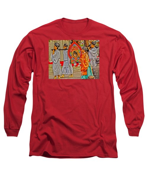 Jidai Matsuri Xxv Long Sleeve T-Shirt