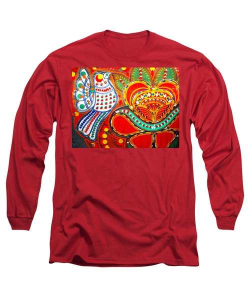 Jinga Bird Long Sleeve T-Shirt