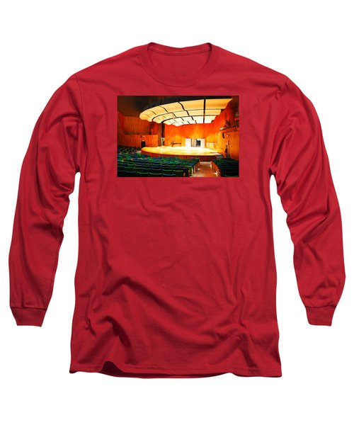 Kresge Auditorium Long Sleeve T-Shirt
