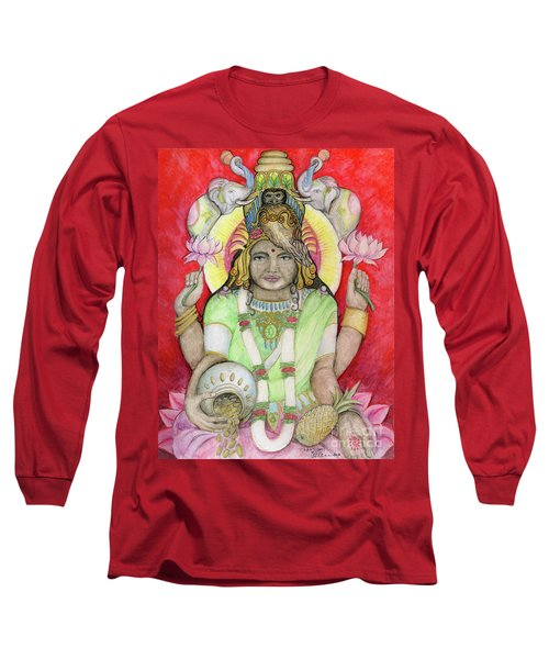 Lakshmi Long Sleeve T-Shirt