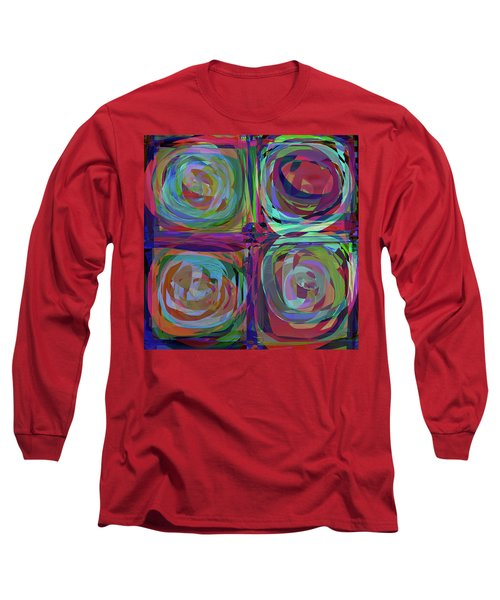 Letter To Kandinsky Long Sleeve T-Shirt