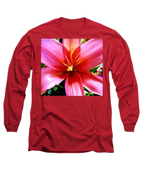 Lily Long Sleeve T-Shirt by Tim Townsend
