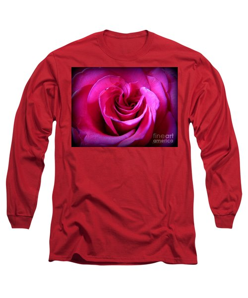 My Rose Long Sleeve T-Shirt